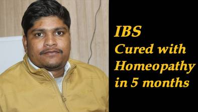 Great recovery in case of IBS & Hyperacidity with Homeopathy treatment